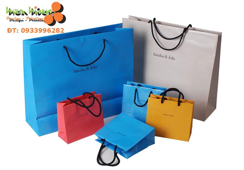 Địa chỉ công ty xưởng in túi giấy giá rẻ nhất ở TPHCM