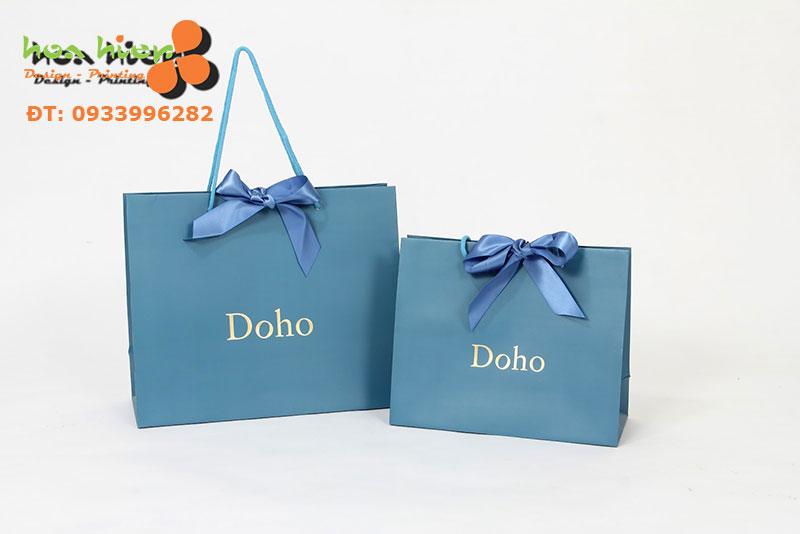 Công ty in túi giấy cho shop thời trang giá rẻ chất lượng
