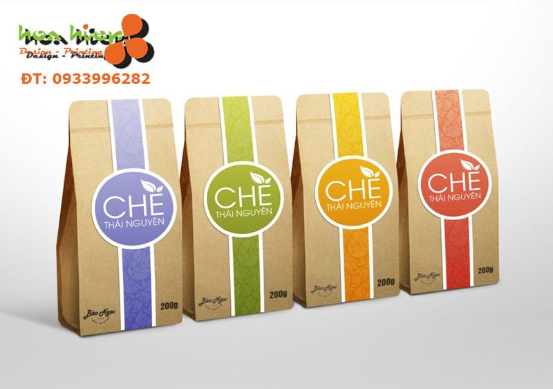 In túi giấy kraft giá rẻ ở TPHCM