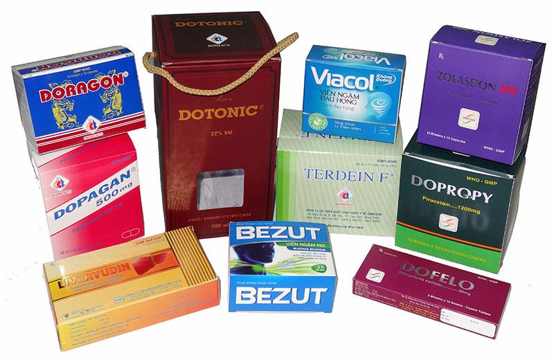 Dịch vụ in hộp giấy ở Sài Gòn giá rẻ nhất