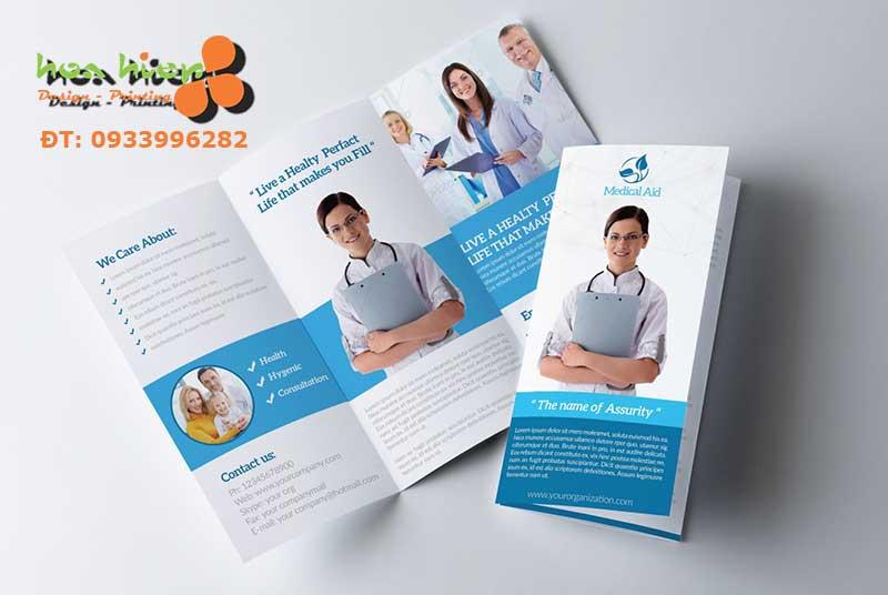 In brochure TPHCM