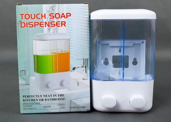 In hộp giấy nước rửa tay