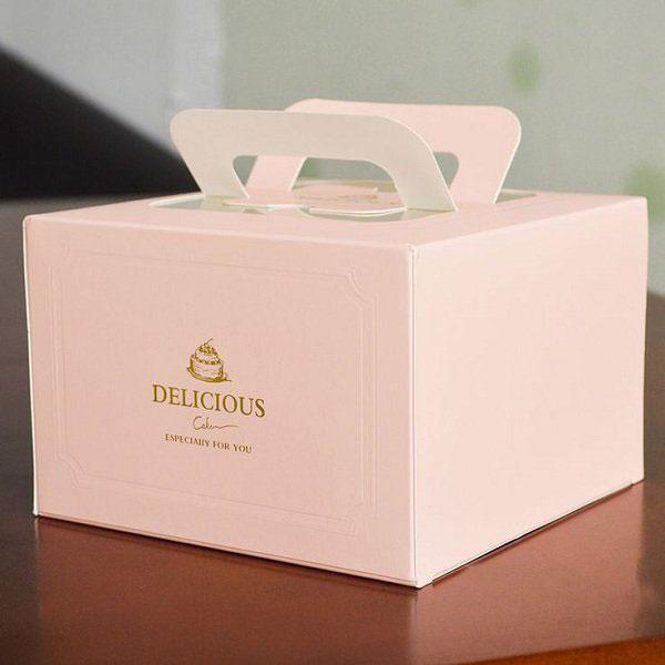 In hộp đựng bánh sinh nhật