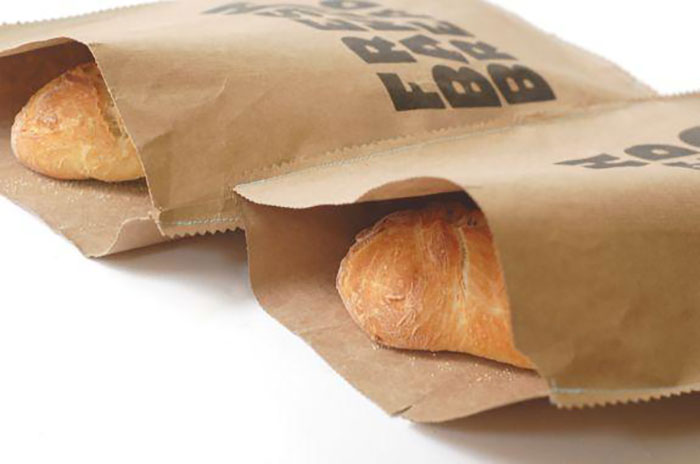 Túi giấy bánh mì hcm