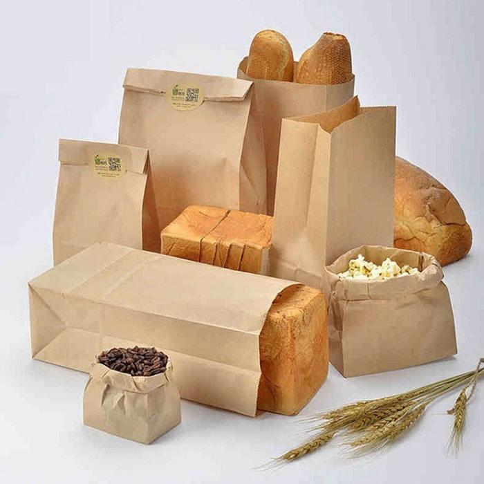 Túi giấy đựng bánh mì rẻ