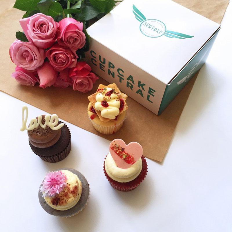 In hộp bánh cupcake TPHCM