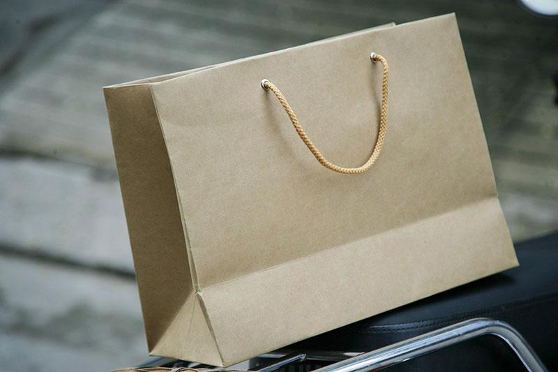 In túi giấy xi măng theo yêu cầu