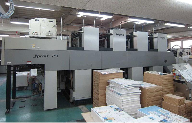 Công nghệ in ấn phổ biến hiện nay